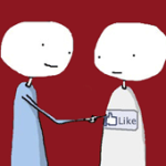Flirten op Facebook